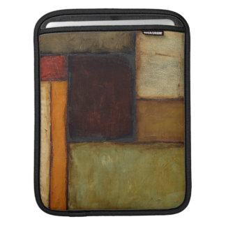 Autumnal Impressionist by Jennifer Goldberger iPad Sleeve