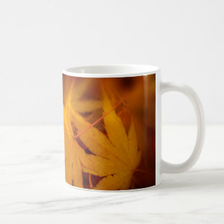 Autumnal serenity. coffee mug