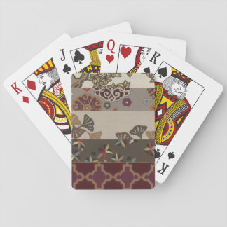 Autumnal Tapestry II Playing Cards