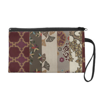 Autumnal Tapestry II Wristlet Purse