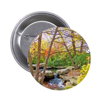 Autumn's Beauty 6 Cm Round Badge