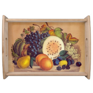 Autumn's Bounty Serving Tray