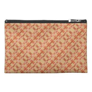 Autumn's Lattice Travel Accessory Bag