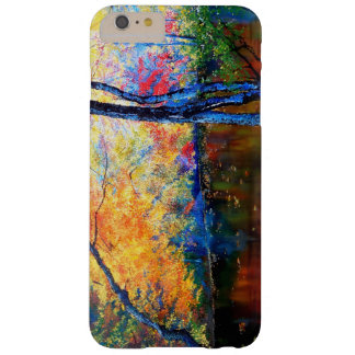 Autumns silent tapestry barely there iPhone 6 plus case