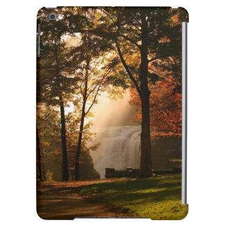 Autumns Waterfall Mist