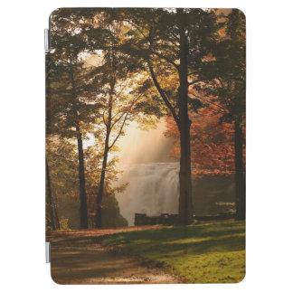 Autumns Waterfall Mist iPad Air Cover