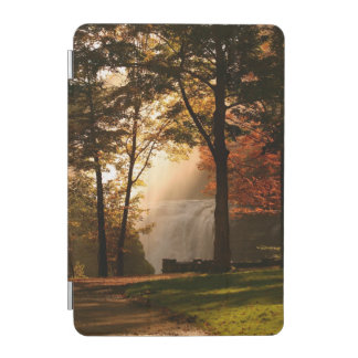 Autumns Waterfall Mist iPad Mini Cover