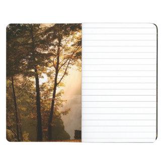 Autumns Waterfall Mist Journal