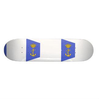 Auxiliary Fleet Of The Regia Marina Italy Skateboard Decks