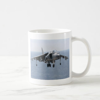AV-8B Harrier II Basic White Mug
