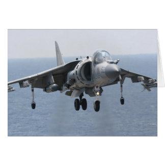 AV-8B Harrier II Greeting Card