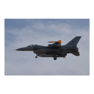 AV AF 88 0535 F-16C Fighting Falcon Poster
