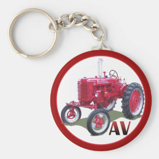 AV High Crop Key Chain