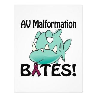 AV Malformation BITES Flyer Design