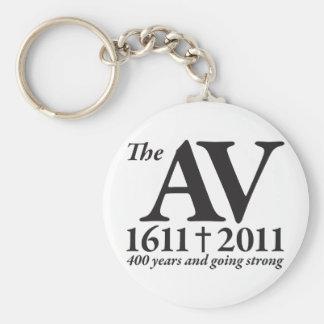AV Still Going Strong in black Keychains