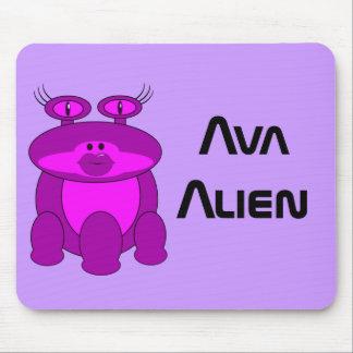 Ava Alien Mousepad