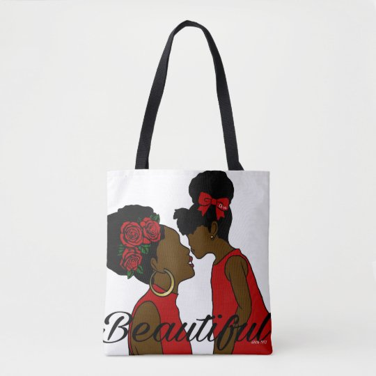 Ava and Sharon Tote Bag