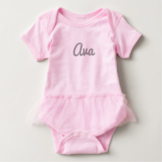 Ava Baby Clothes Baby Bodysuit