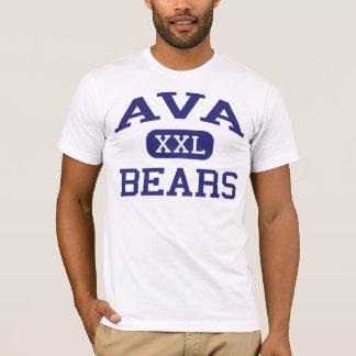 Ava - Bears - Ava High School - Ava Missouri T-Shirt