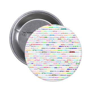 Ava Text Design II Round Button