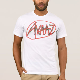 Avaaz Punky Logo T T-Shirt