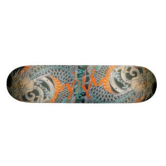 Available Dragonzz Board Custom Skate Board
