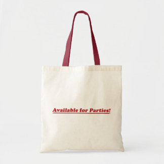 Available for Parties Bags