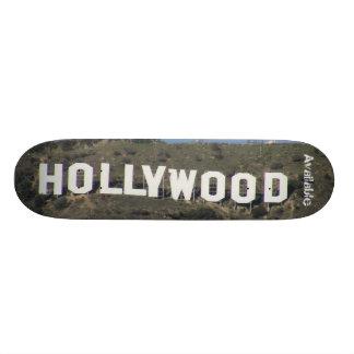 """Available """"Hollywood Bored"""" 21.3 Cm Mini Skateboard Deck"""