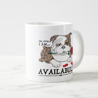 Availabull Jumbo Mug