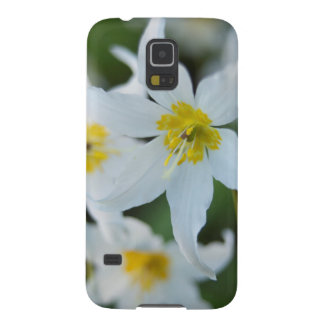 Avalanche Lilies at Paradise Park Cases For Galaxy S5