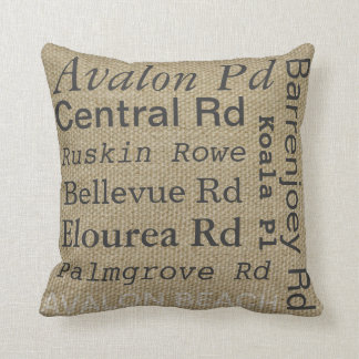 Avalon Beach Cushion