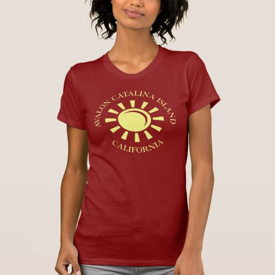 Avalon Catalina Island, California T-Shirt