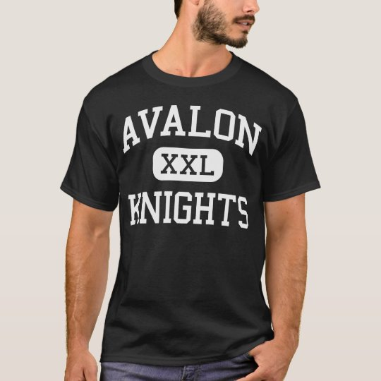 Avalon Knights Middle School Milton Florida T-Shirt