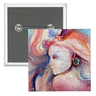 AVALON / Magic and Mystery 15 Cm Square Badge