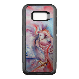 AVALON / Magic and Mystery Pink Blue Fantasy OtterBox Commuter Samsung Galaxy S8+ Case