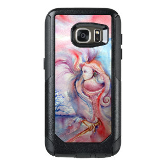 AVALON / Magic and Mystery Pink Blue Fantasy OtterBox Samsung Galaxy S7 Case