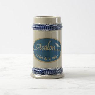 Avalon NJ Beer Stein