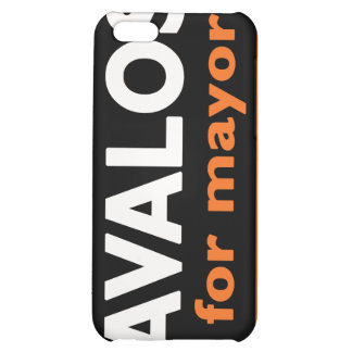 Avalos for Mayor - iPhone4 case Case For iPhone 5C
