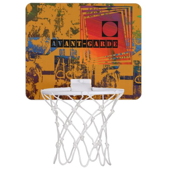 Avant-Garde Mini Basketball Goal Mini Basketball Hoop