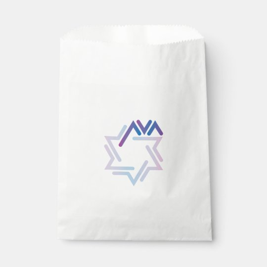 Ava's Bat mitzvah bags