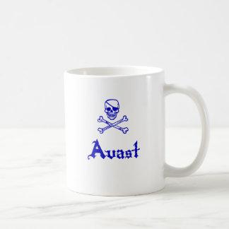 Avast Basic White Mug