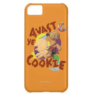 Avast Ye Cookie iPhone 5C Case
