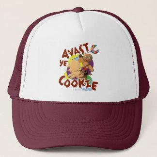 Avast Ye Cookie Trucker Hat