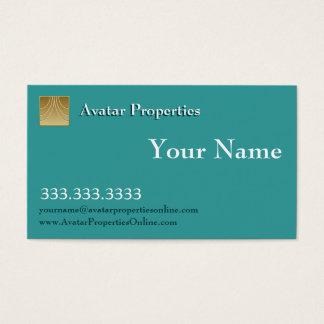 Avatar Business Card