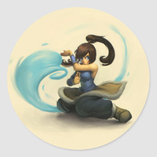 Avatar Korra Sticker