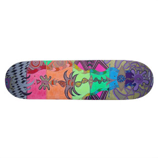 Avatar Meditation 21.6 Cm Skateboard Deck