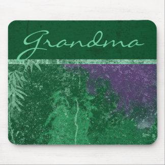 "Avatar Toxic Green ""Grandma"" Mouse Pad"