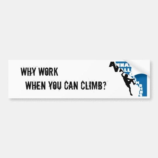 AVC Bumper sticker