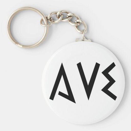Ave Key Chains