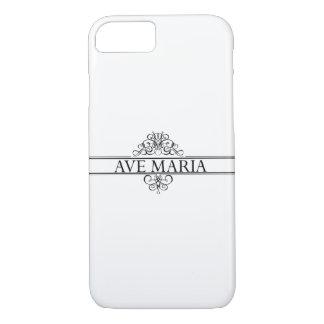 Ave Maria iPhone 8/7 Case